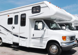 Influencing structure of used RVs for sale in California